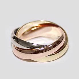 Золотые обручальные кольца - купить свадебное обручальное кольцо для ... 6567856e26b