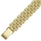 Браслет Ролекс из желтого золота 585 пробы