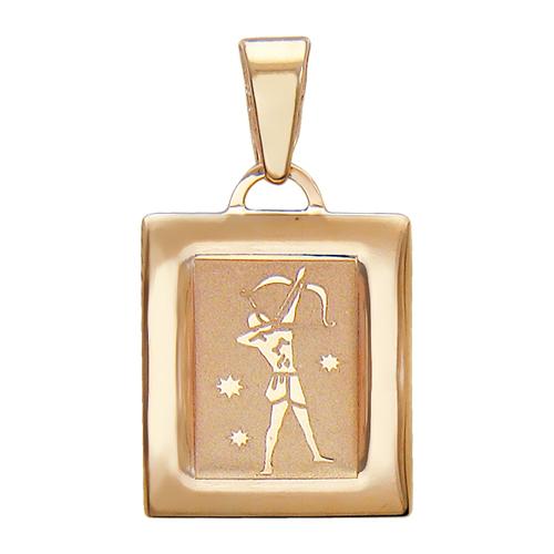 золотые кулоны со знаком телец