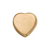 Кулон Викс Сердце из красного золота