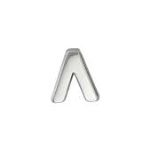 Кулон Викс буква Л, серебро