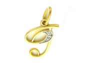 "Буква ""Г"" желтое золото"
