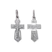 Крест православный, серебро