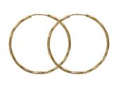 Серьги Кольца конго диаметр 50мм ( 5 см)