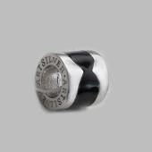 Кулон Шарм с эмалью, серебро