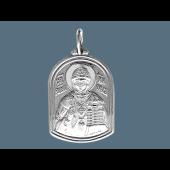 Ольга Святая из серебра
