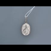 Князь Игорь в овальном окладе из серебра