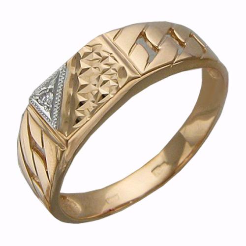 Кольцо из белого золота с 45 фианитами весом 1,8 карат
