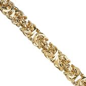 Браслет декоративный, желтое золото